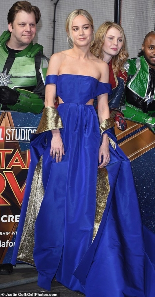 1551293651_368_Brie-Larson-and-Gemma-Chan-lead-the-glamor-in-the-star-studded-London-premiere-of-Captain-Marvel